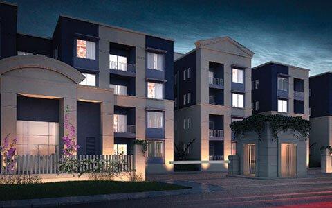 Apartments in Mogappair