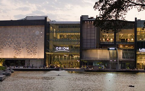 Orion Mall at Brigade Gateway - Malleswaram - Rajajinagar, Bangalore