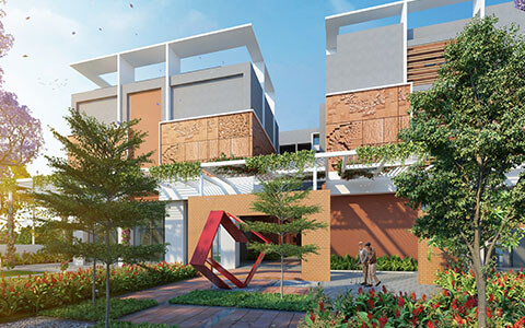 Parkside North by Brigade - Jalahalli, Bangalore