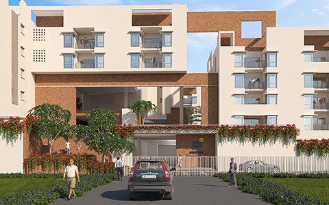 Parkside West by Brigade - Mysore Road, Bangalore