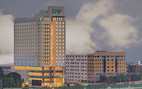 Holiday Inn Express & Suites - Racecourse, Bangalore