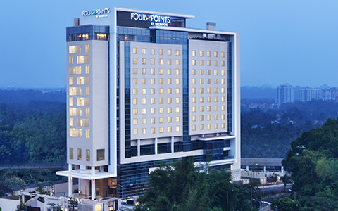 Four Points by Sheraton - Infopark, Kakkanad, Kochi