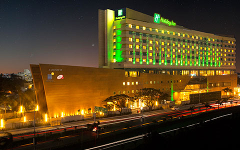 Holiday Inn Chennai - Old Mahabalipuram Road, IT Expressway, Chennai