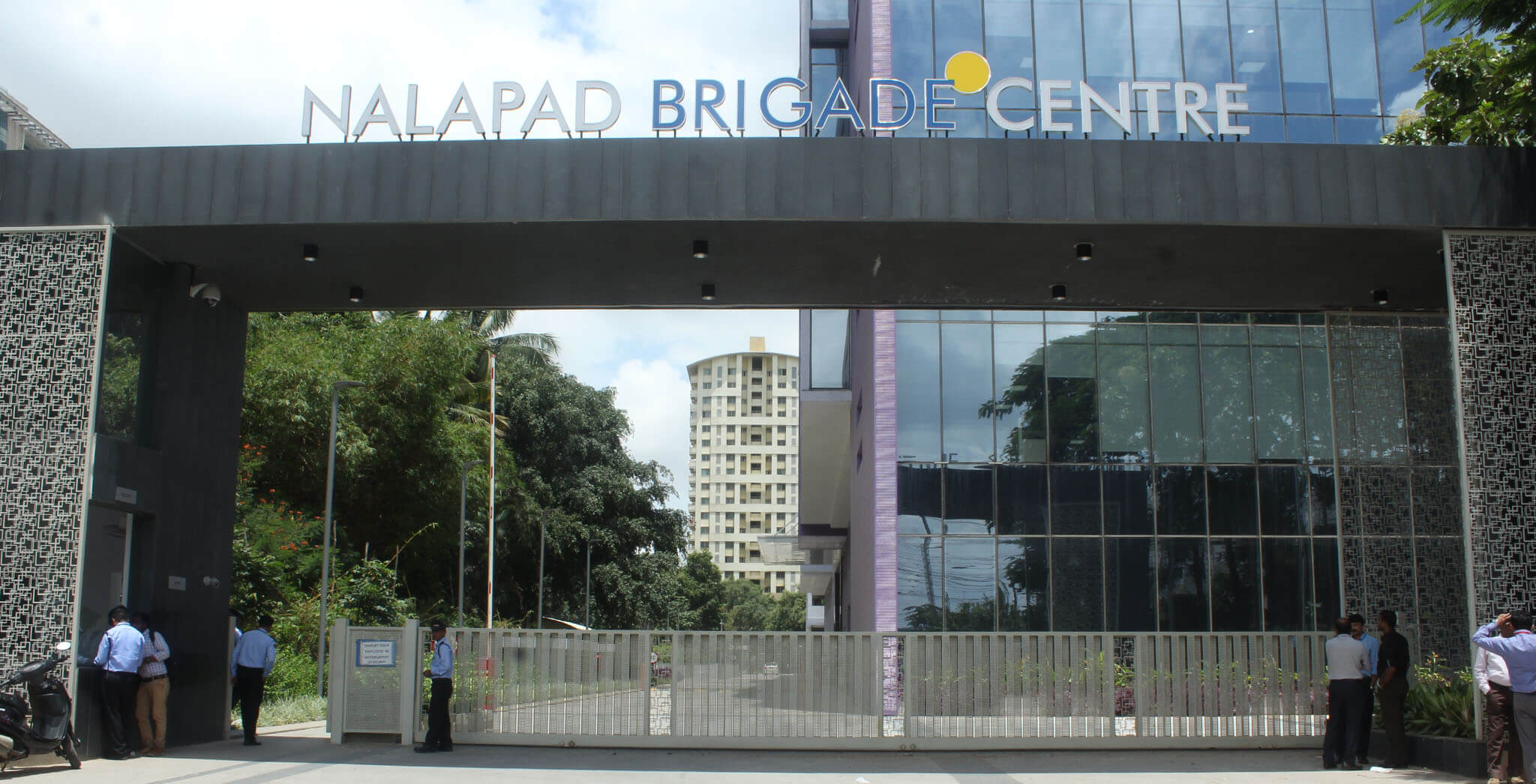 Nalapad Brigade Center Whitefield Bangalore Plan