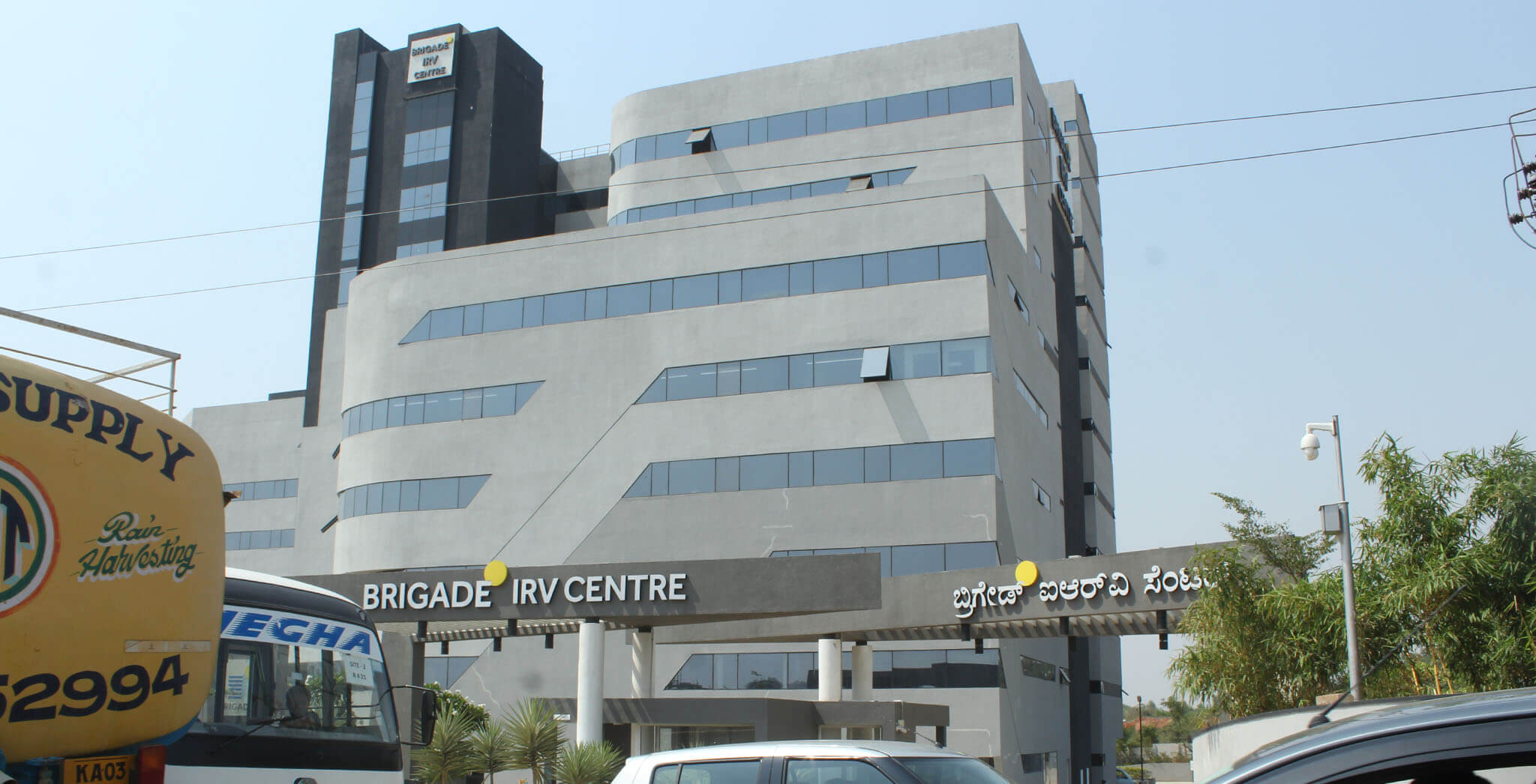 Brigade Irv Center Whitefield Bangalore Plan Location