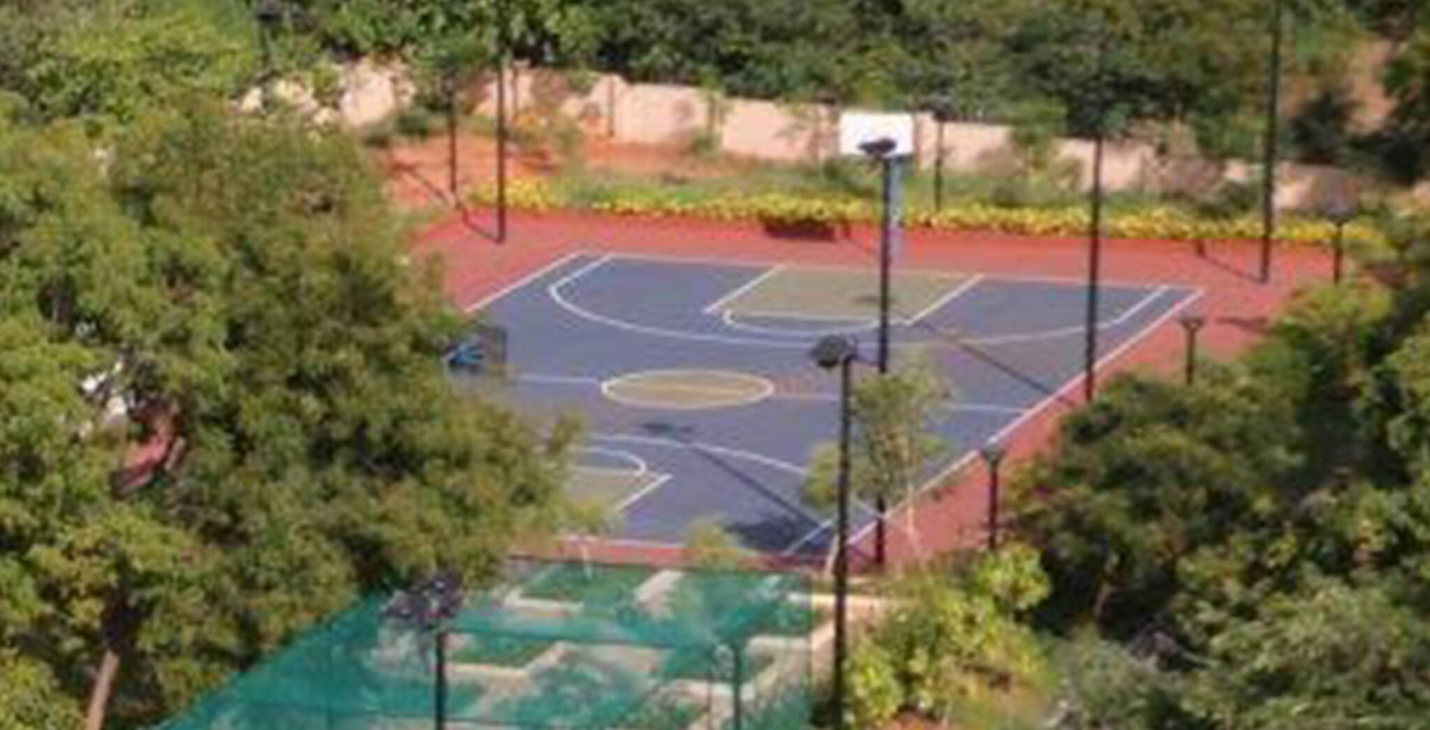 Sep 2017 - Basket Ball court