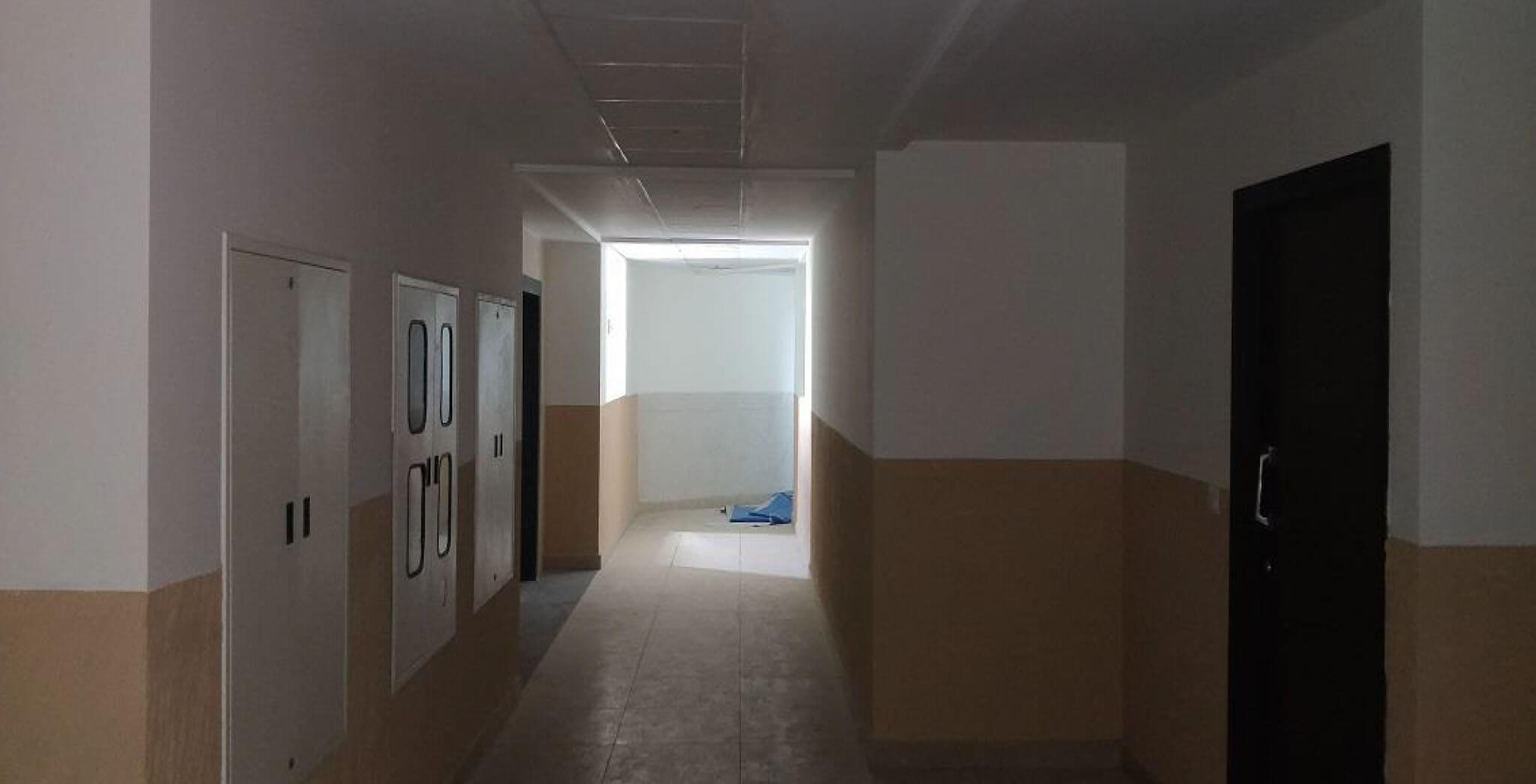 Jun 2018 - Tower G—Corridor works nearing completion