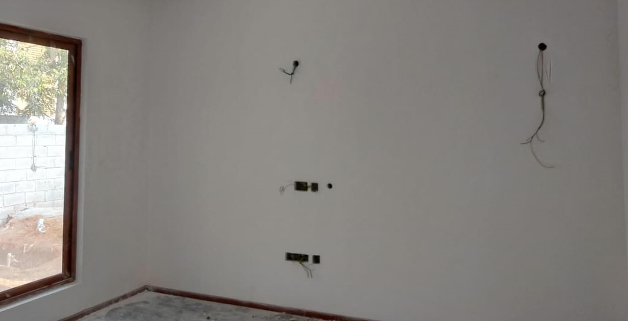 Nov 2018 - Villa B-06A, B-09A, B-10A, B-11B and B-12B internal painting work-in-progress