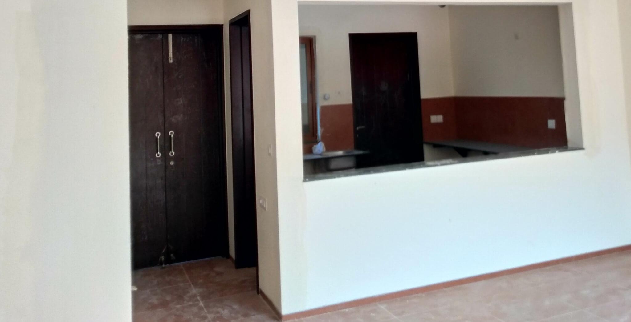 Nov 2018 - Villa B-05A internal final coat painting work-in-progress