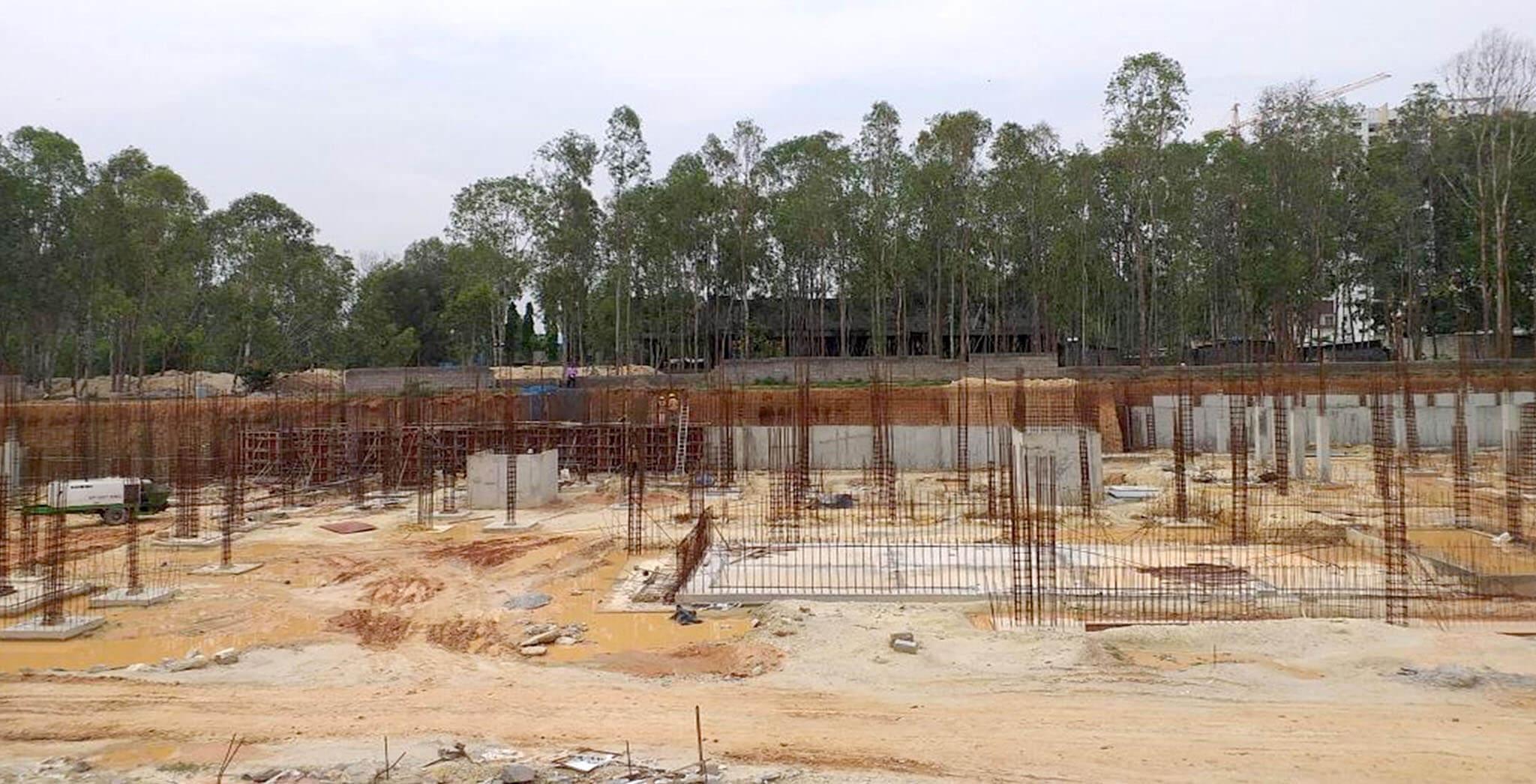 Jun 2019 - North side view