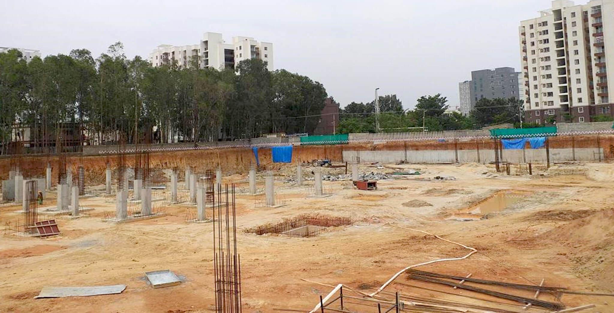 Jun 2019 - East side view