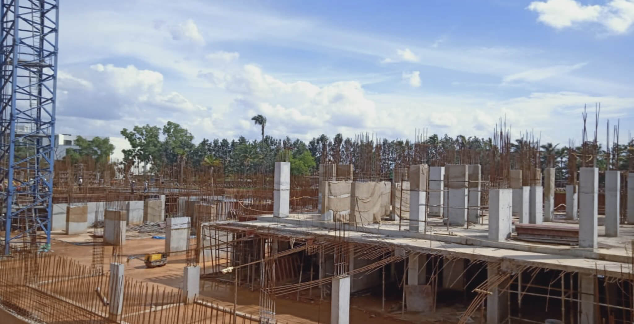 Nov 2019 - Tower C: Basement slab