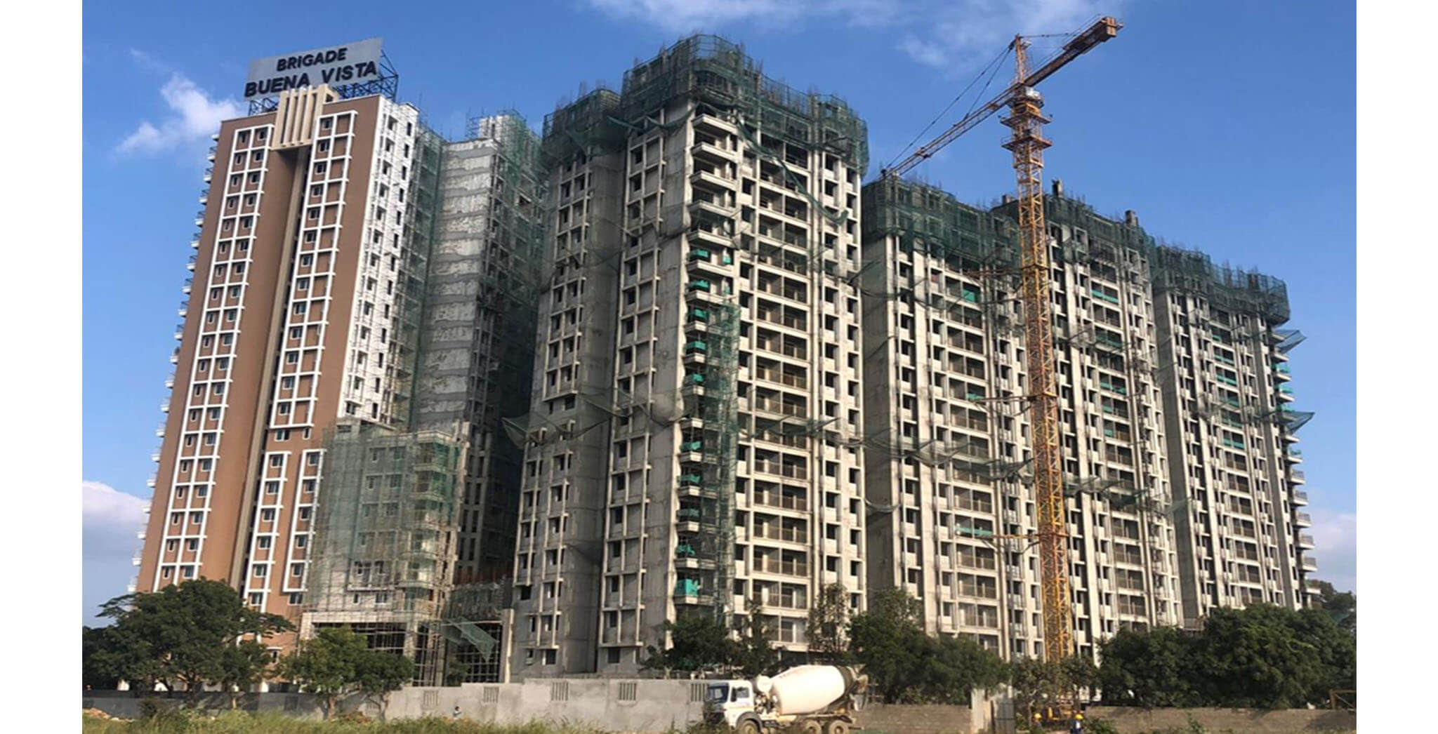 Dec 2019 - Phase2: Tower A—22nd floor in progress & Tower B—21st floor work-in-progress