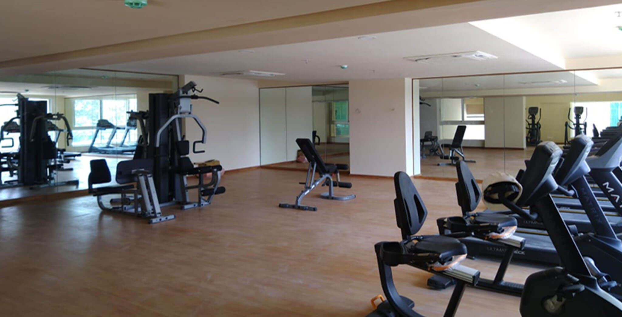 Jan 2020 - GYM at the Clubhouse