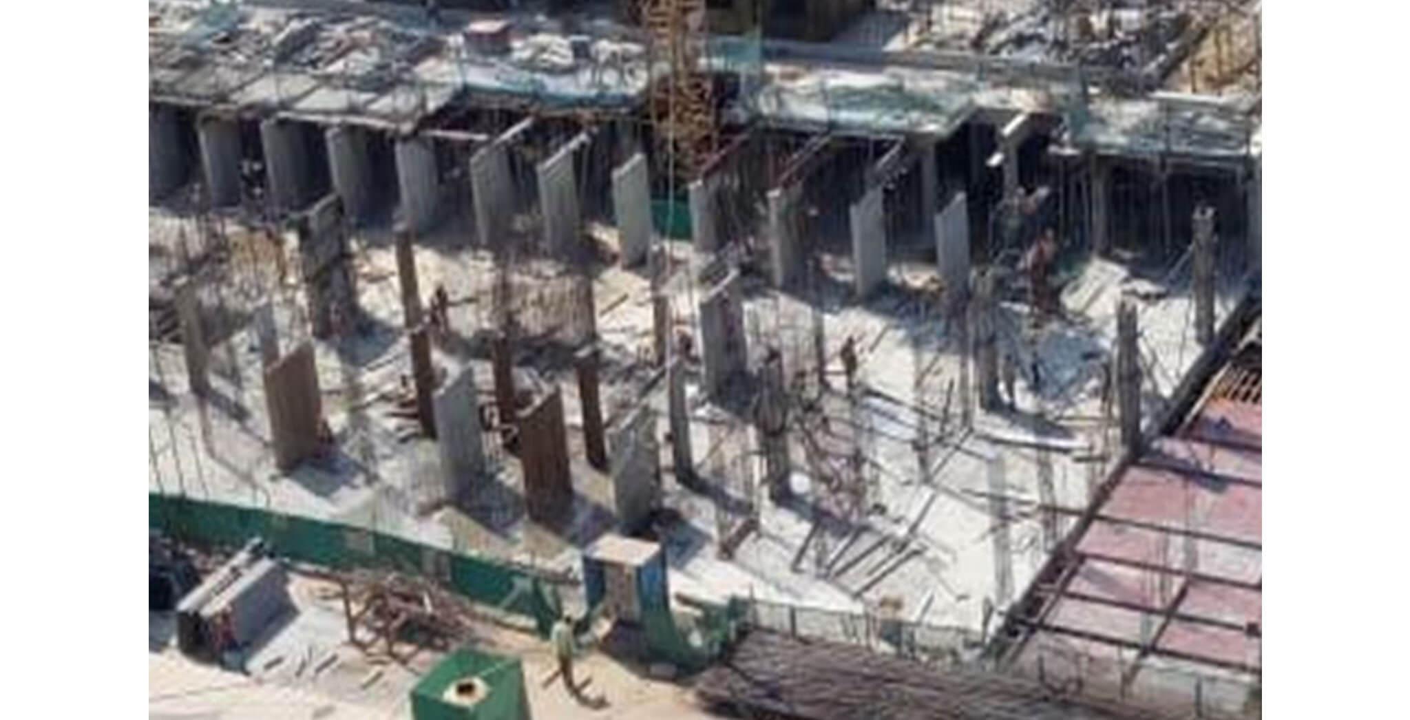 Jan 2020 - K Block: Basement work-in-progress