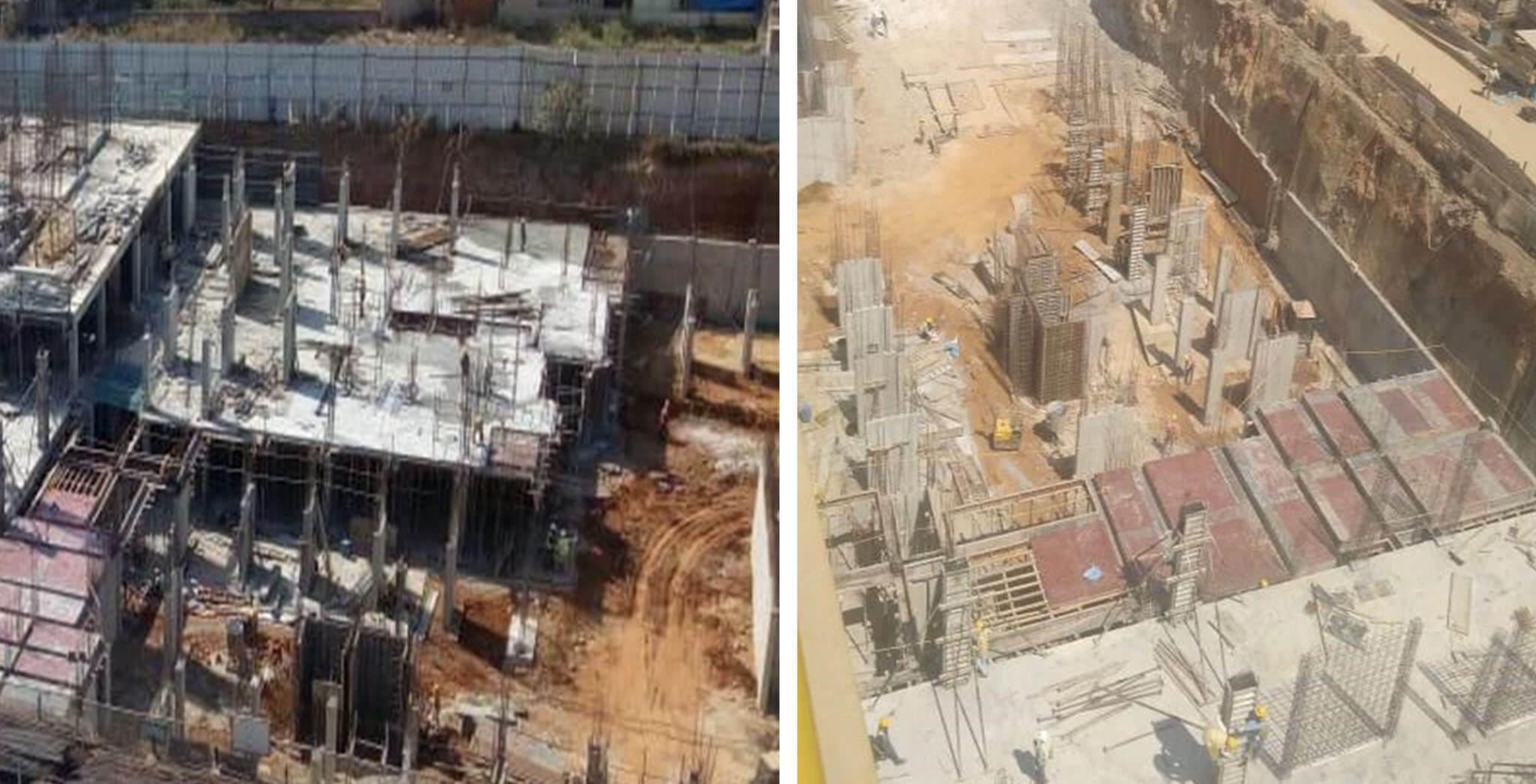 Jan 2020 - E&J Blocks: Basement work-in-progress