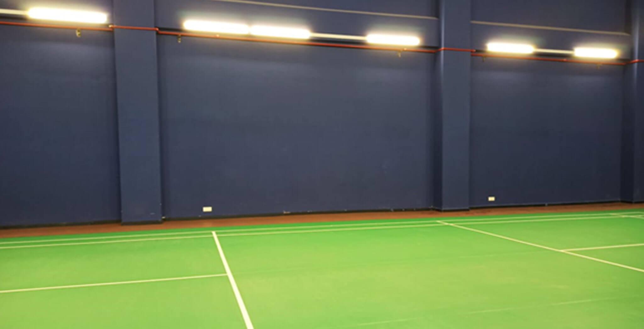 Feb 2020 - Badminton Court