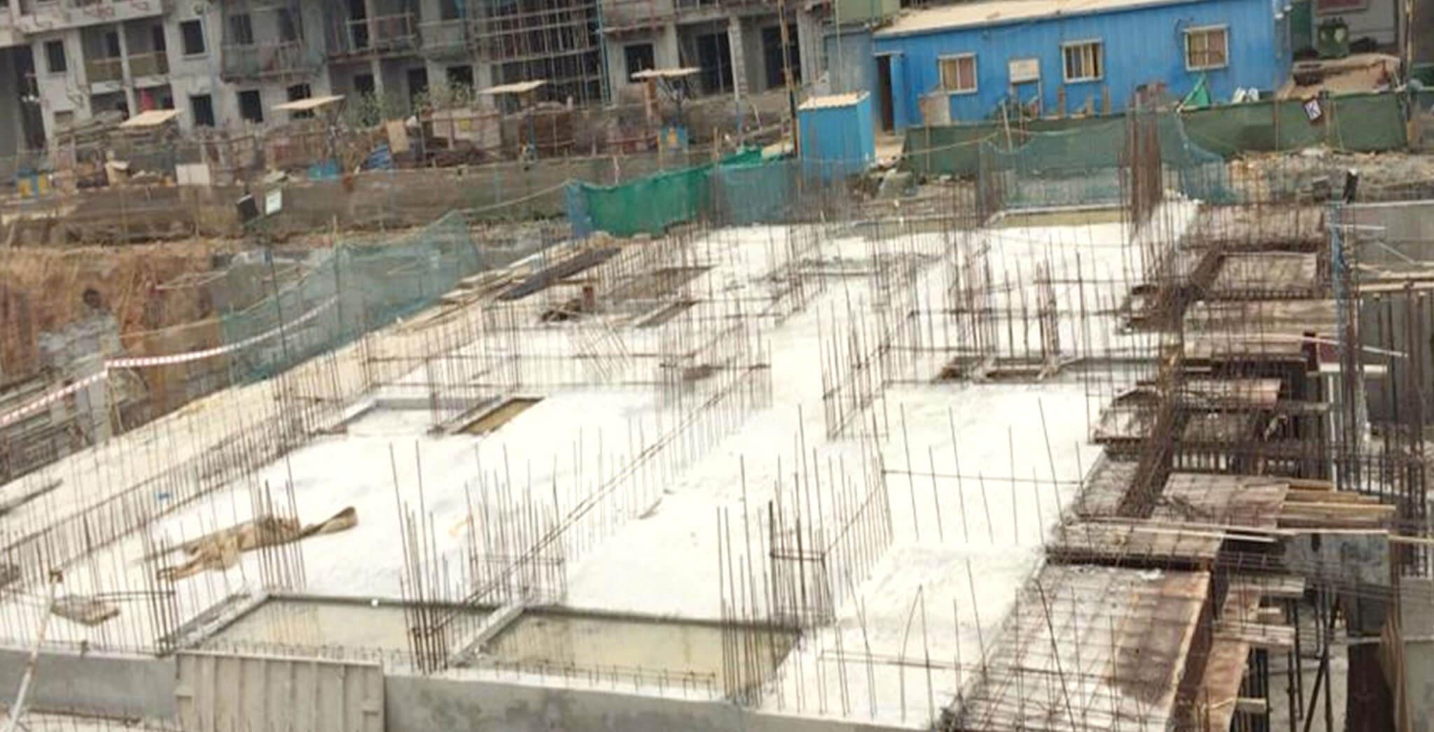 Feb 2020 - K Block: Basement work-in-progress