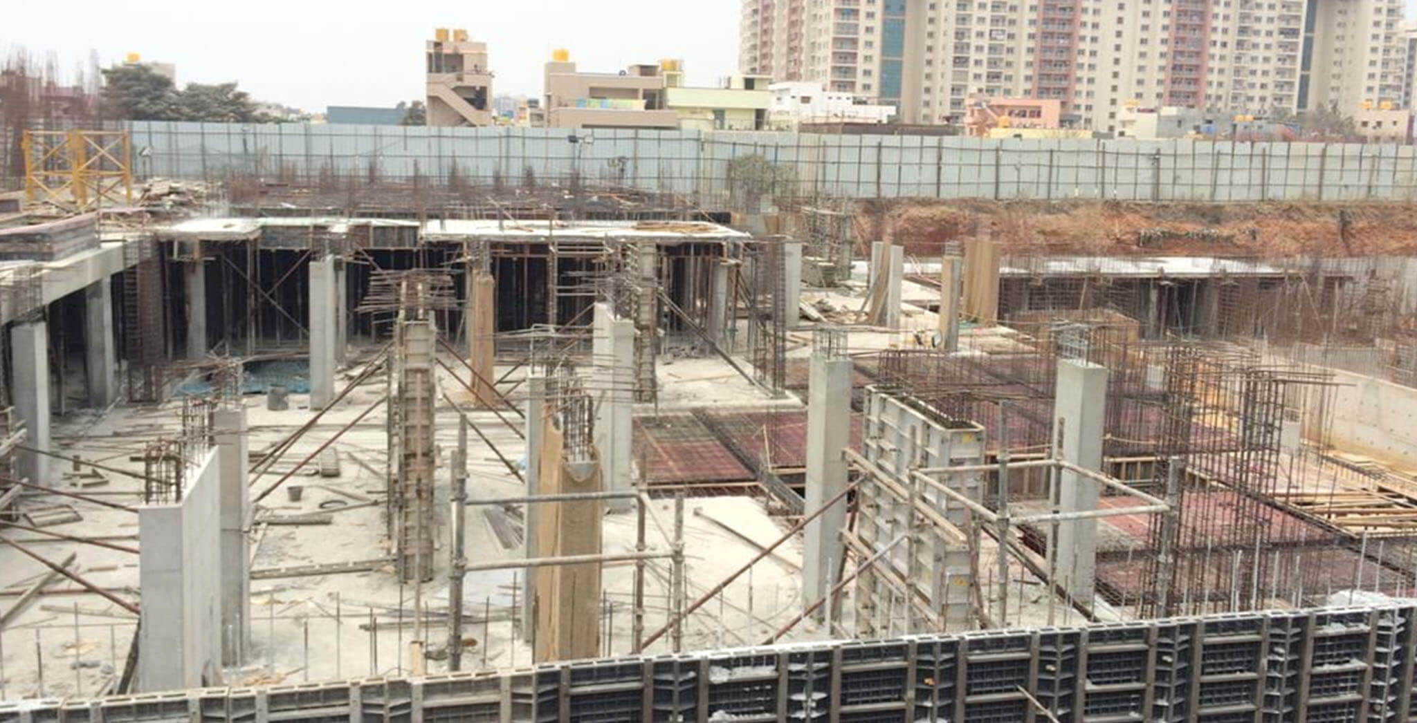 Feb 2020 - E & J Blocks: Basement work-in-progress