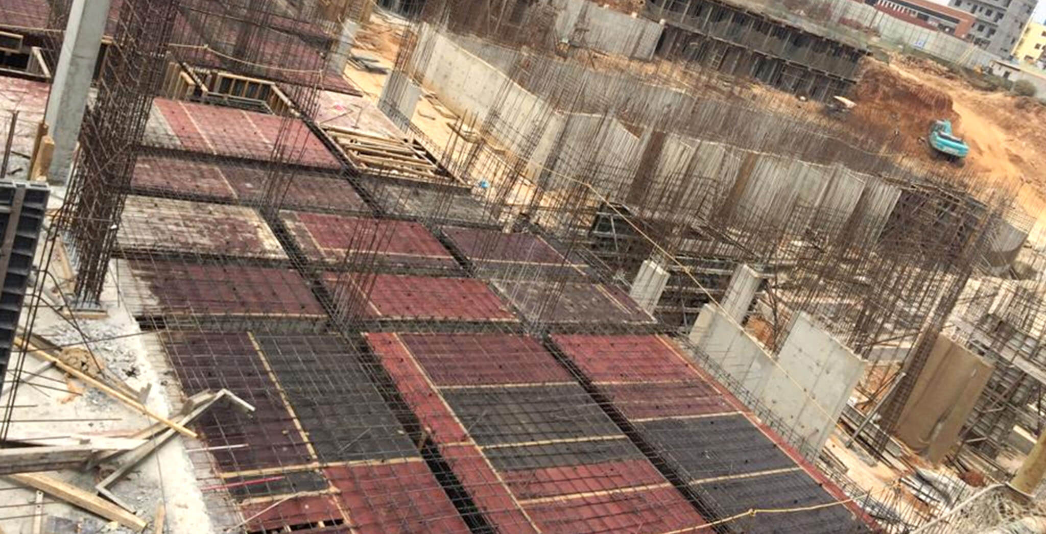 Feb 2020 - D & I Blocks: Basement work-in-progress