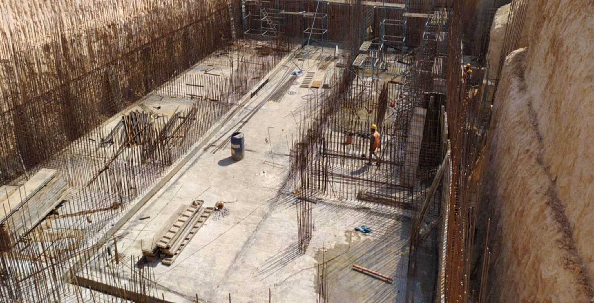 Feb 2020 - Helio Block: Sewage treatment plant