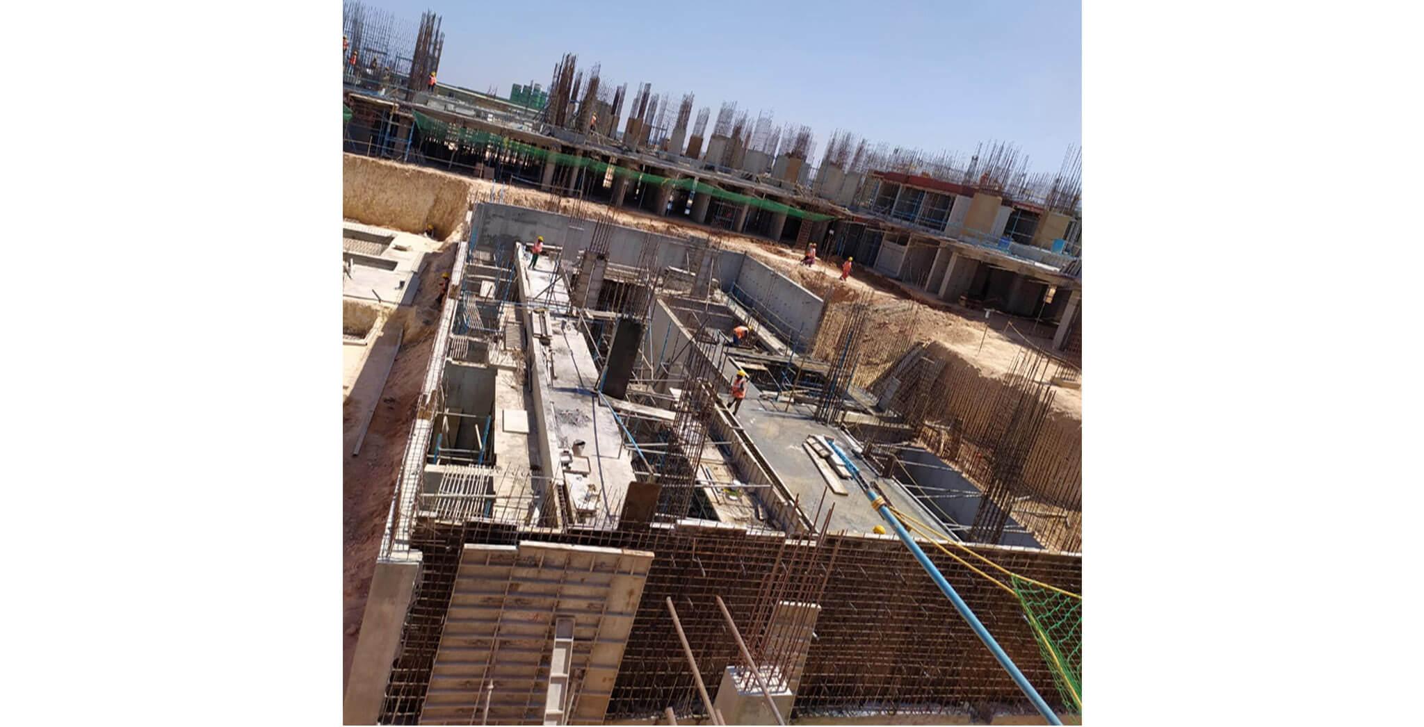 Apr 2020 - Gallium Block: Sewage Treatment Plant