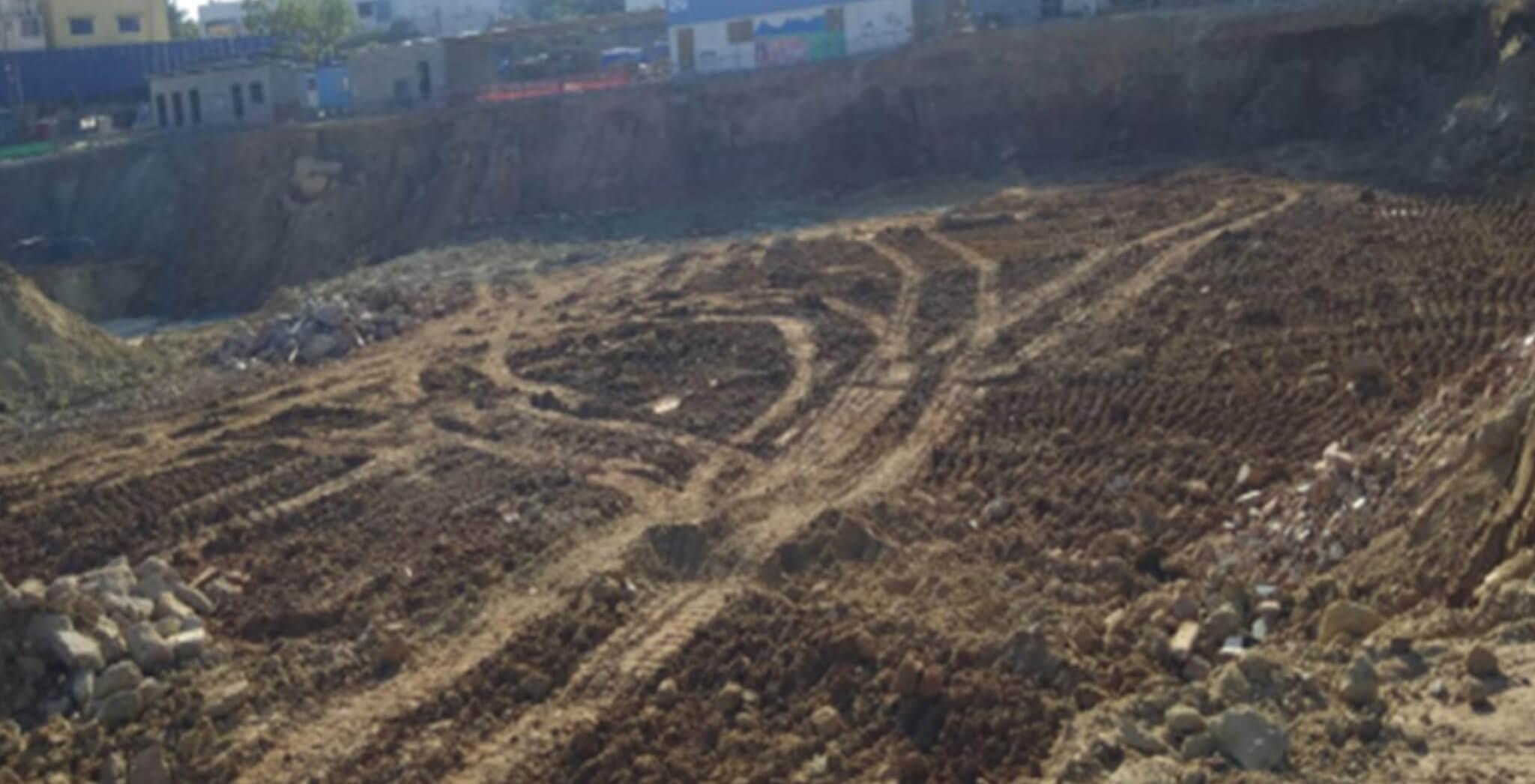 Mar 2020 - Tower Zenith & Tower A3: Excavation under progress