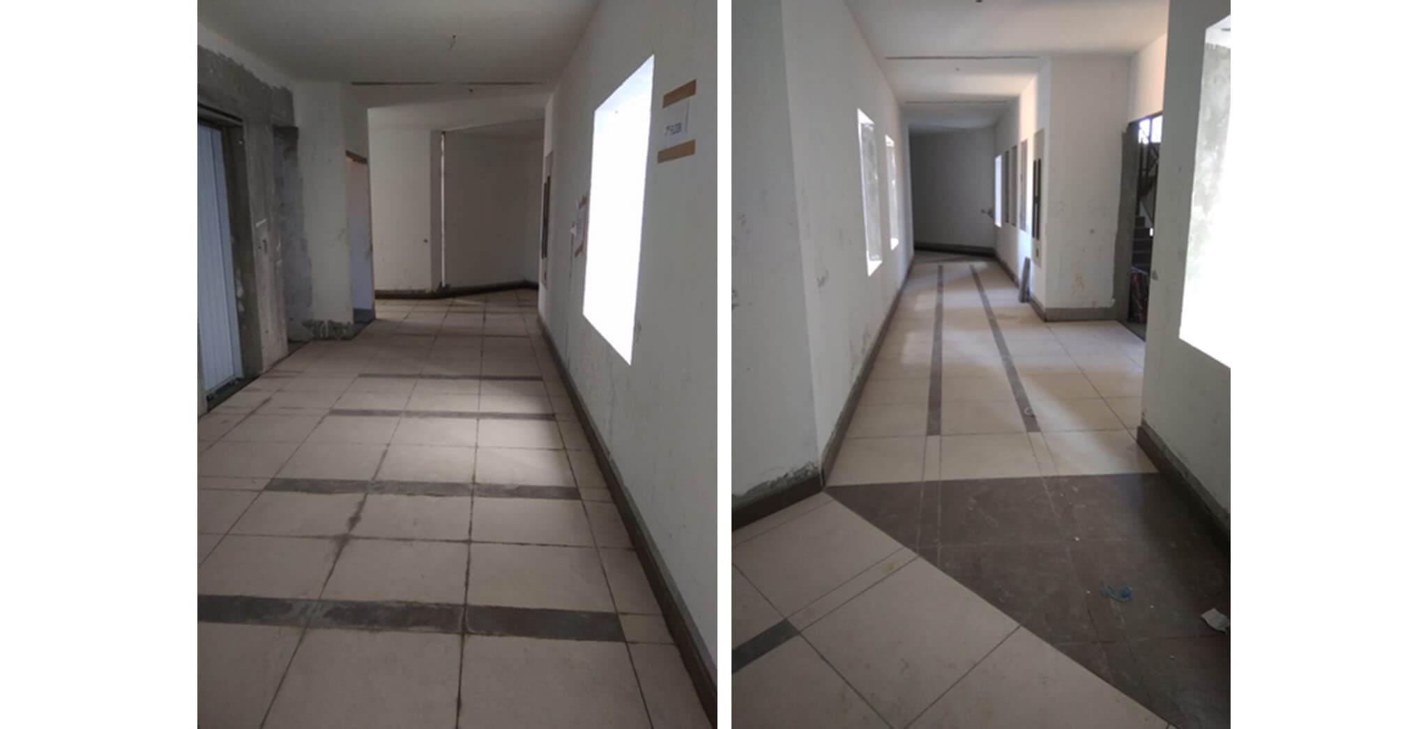May 2020 - Tower C: Corridor