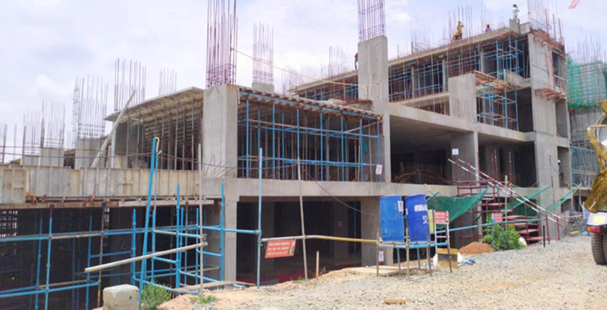 MLCP 01-Towards H – Ground floor First floor work-in-progress - Status Image 2