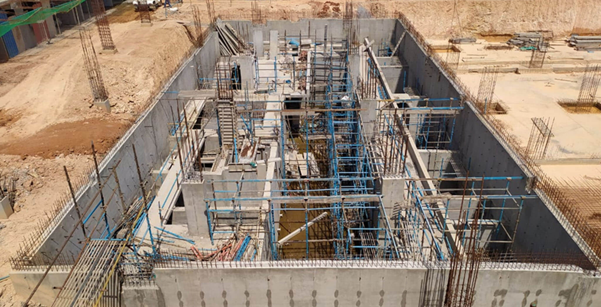 Sewage Treatment Plant - Status Image 4
