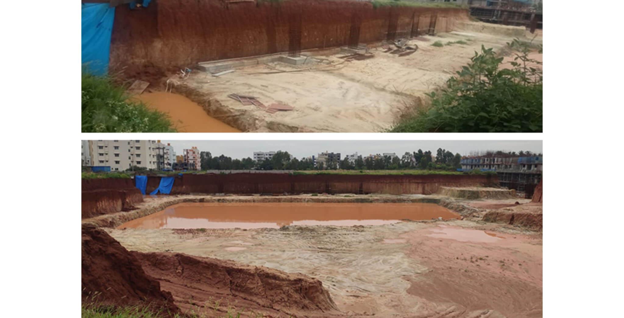 Jul 2020 - Arcadia—Cineplex & Retail: Excavation Completed