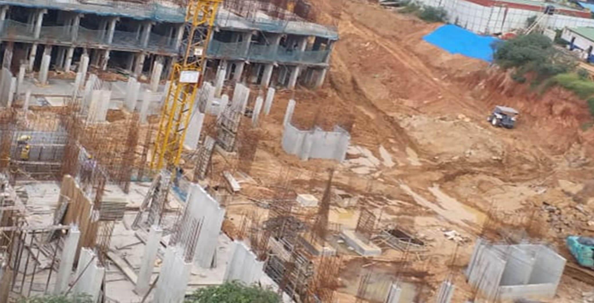 Oct 2020 - C & H Blocks: Basement work-in-progress