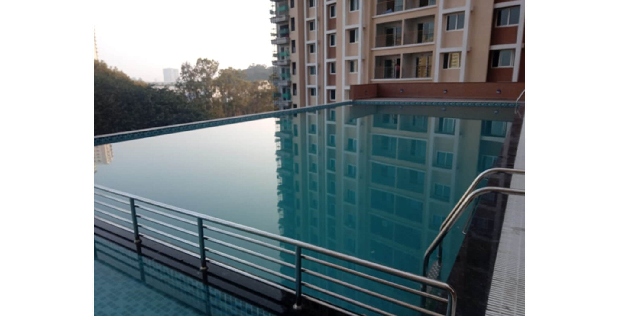 Oct 2020 - Swimming pool at clubhouse