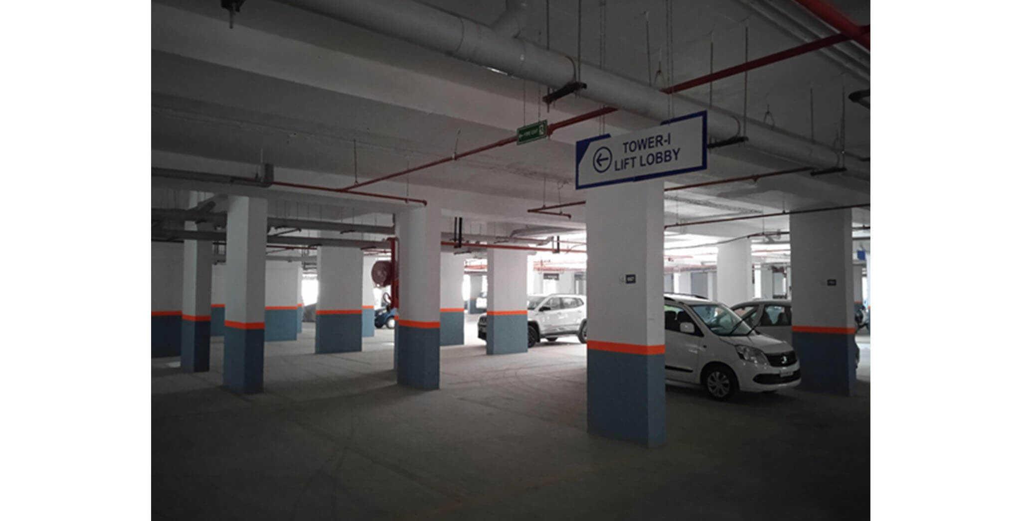 Dec 2020 - Basement and Car parking
