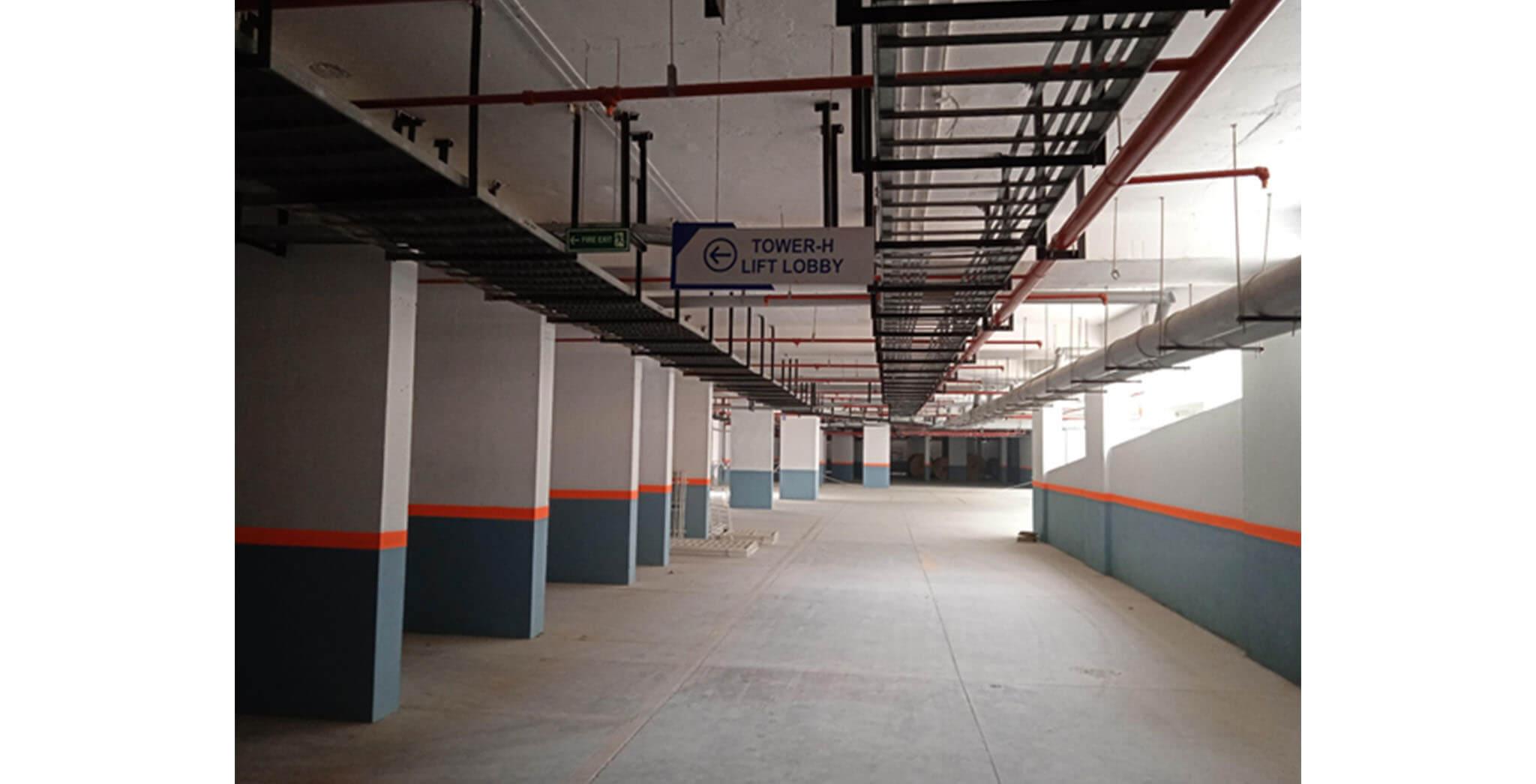 Dec 2020 - Basement and Car parking
