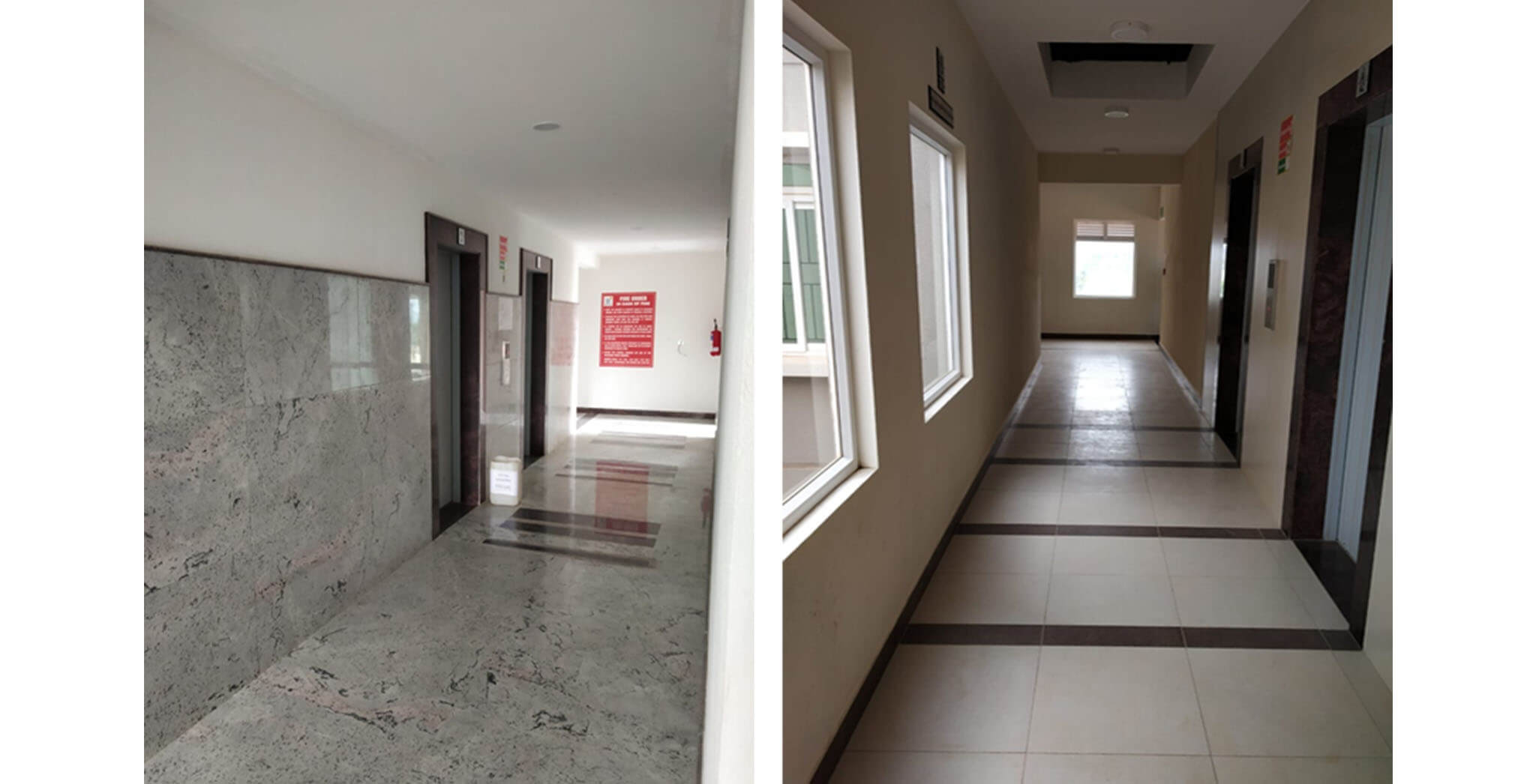 Dec 2020 - Corridor
