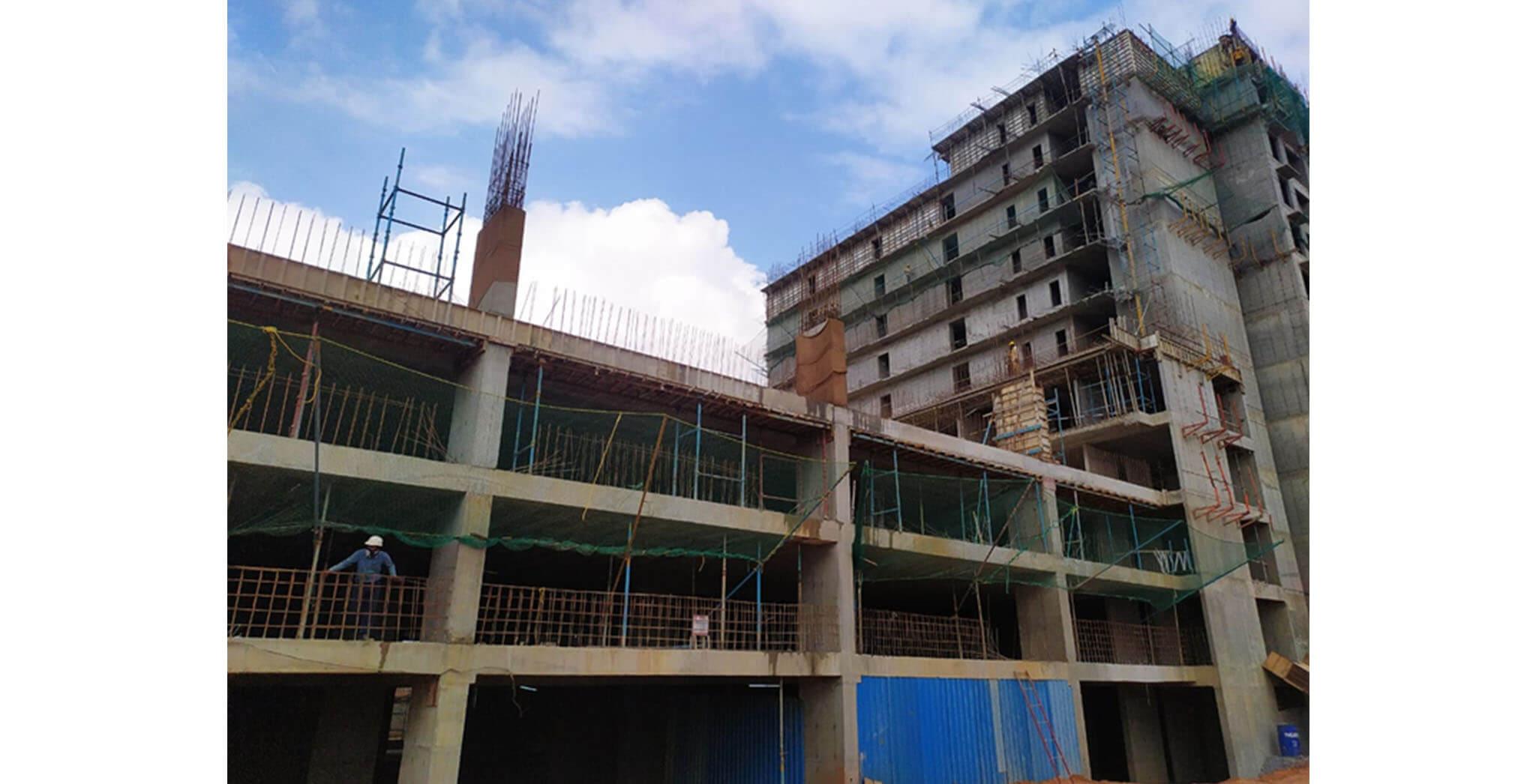 MLCP 01-Towards H—First floor work-in-progress - Status Image 2