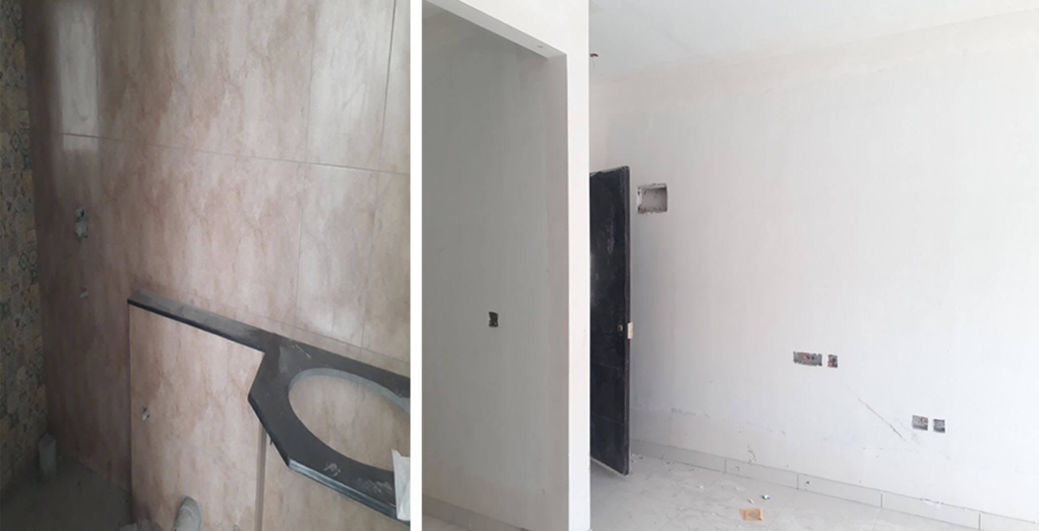 Feb 2021 - O Block: Finishing work-in-progress