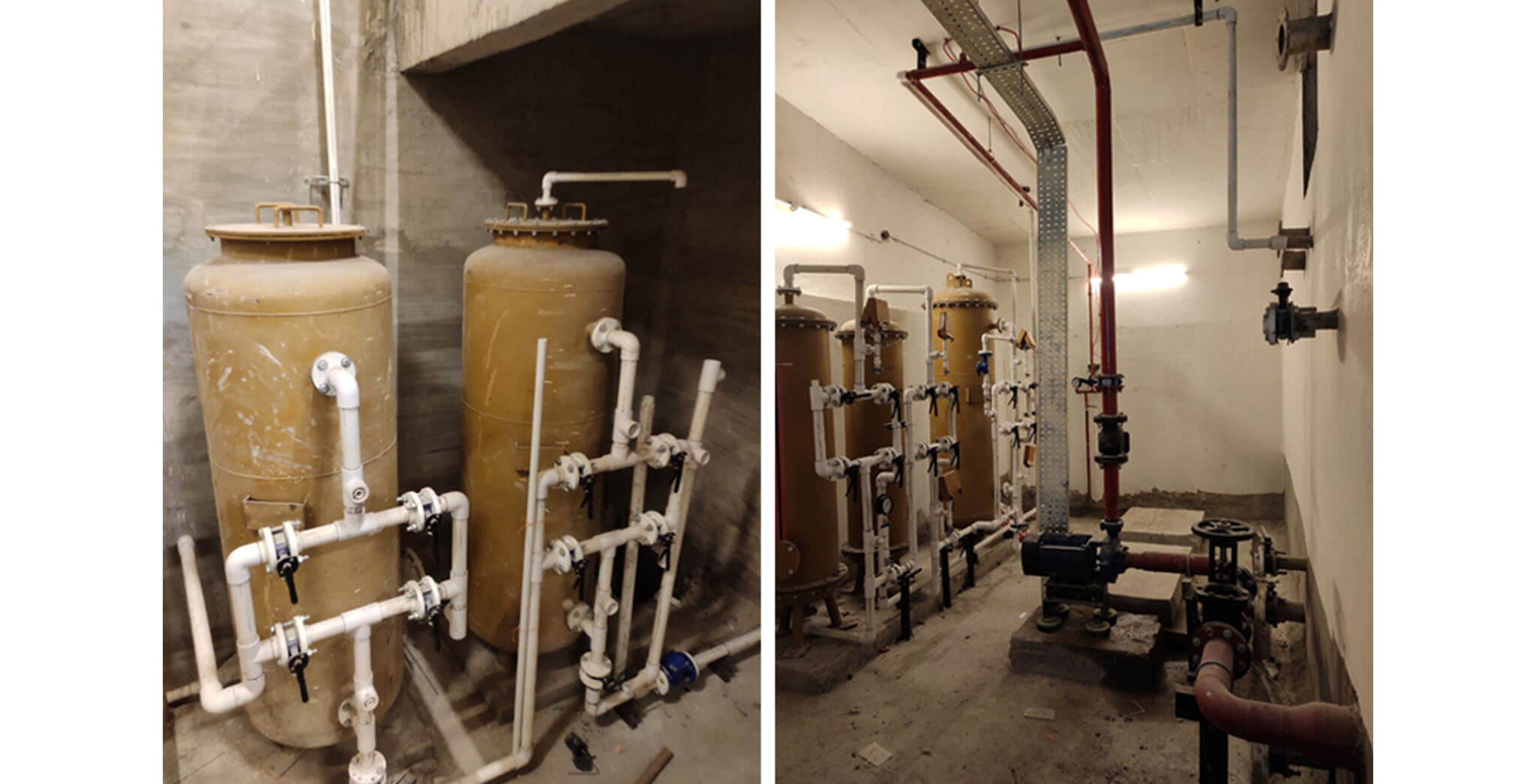 Feb 2021 - STP & WTP Installation is in progress