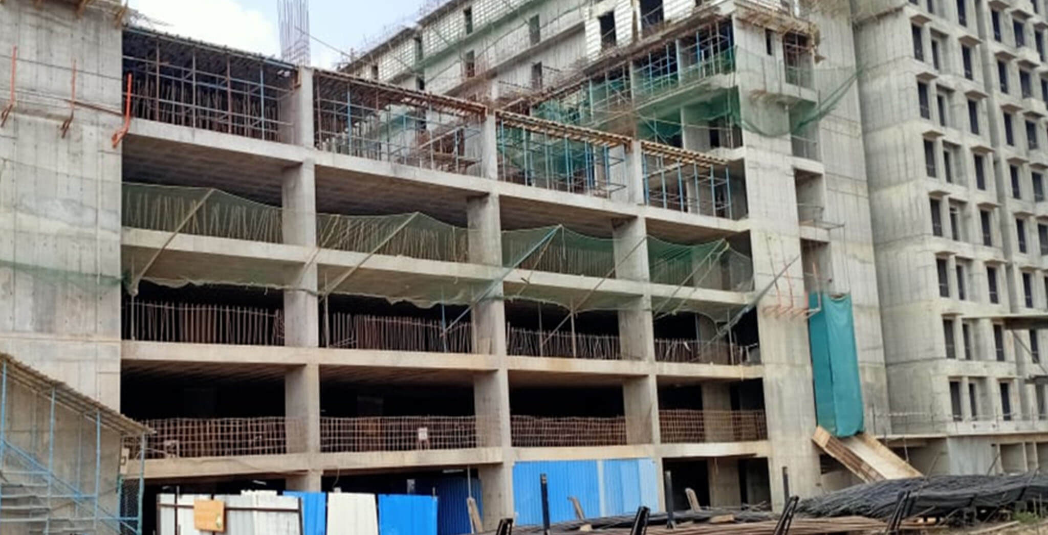MLCP 01 towards H—4th floor work-in-progress - Status Image 3