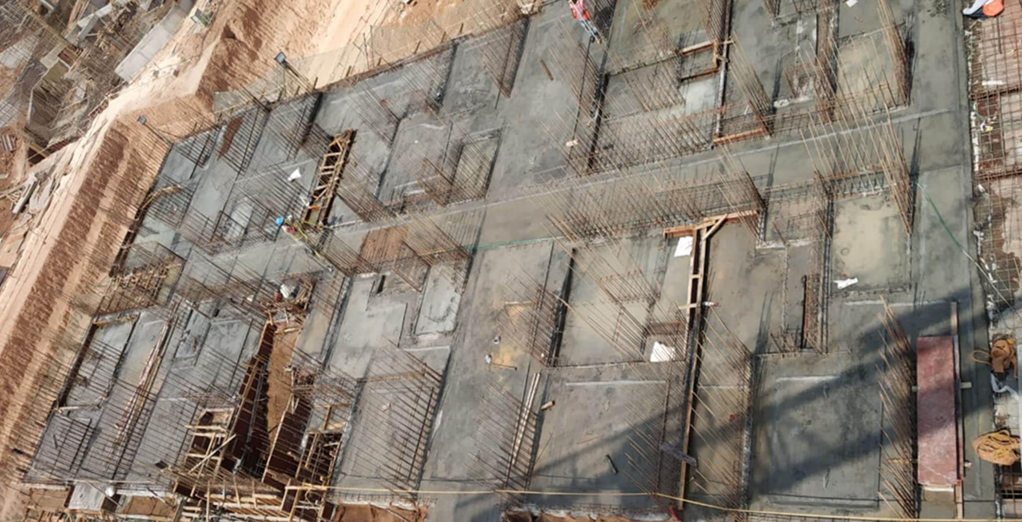 Apr 2021 - Jasper Block: Wing A—A bird's eye view of the ground floor