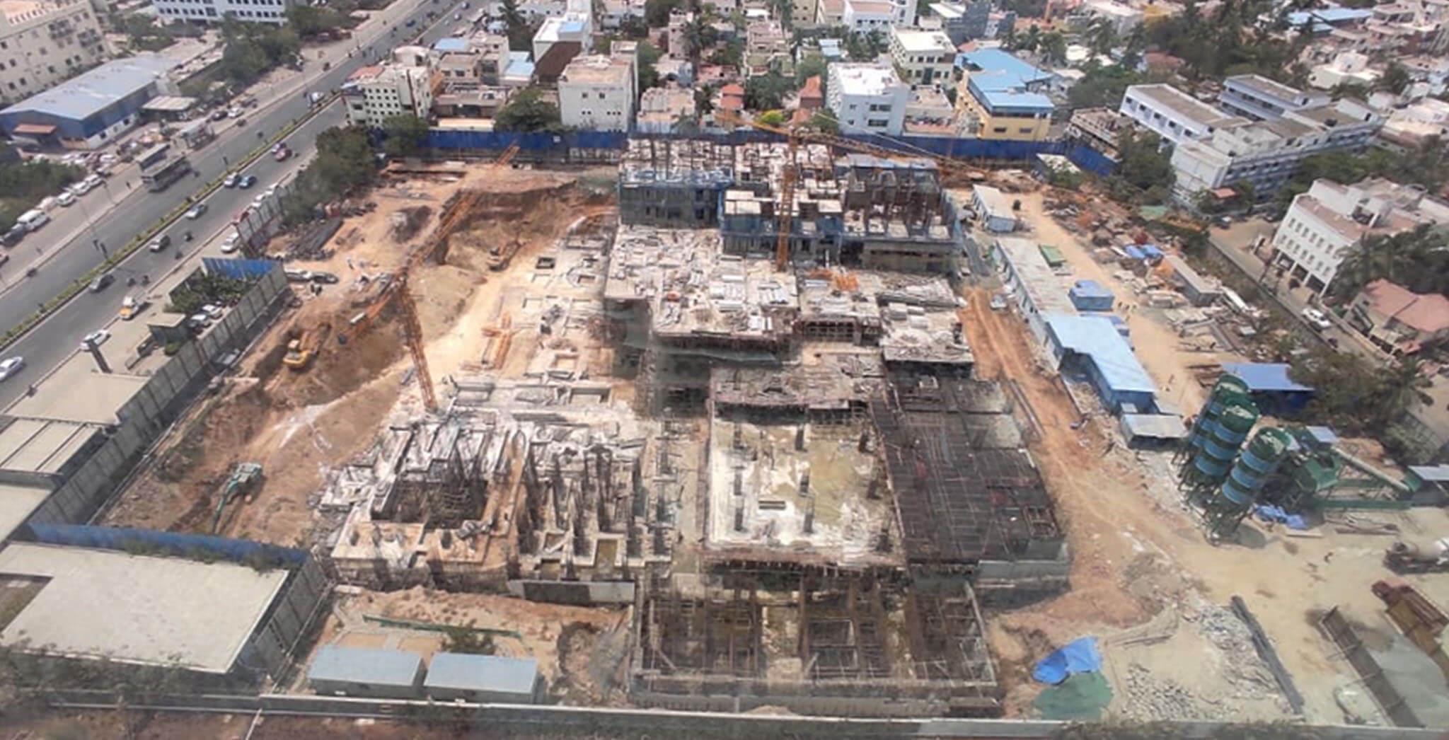 Mar 2021 - Overall progress