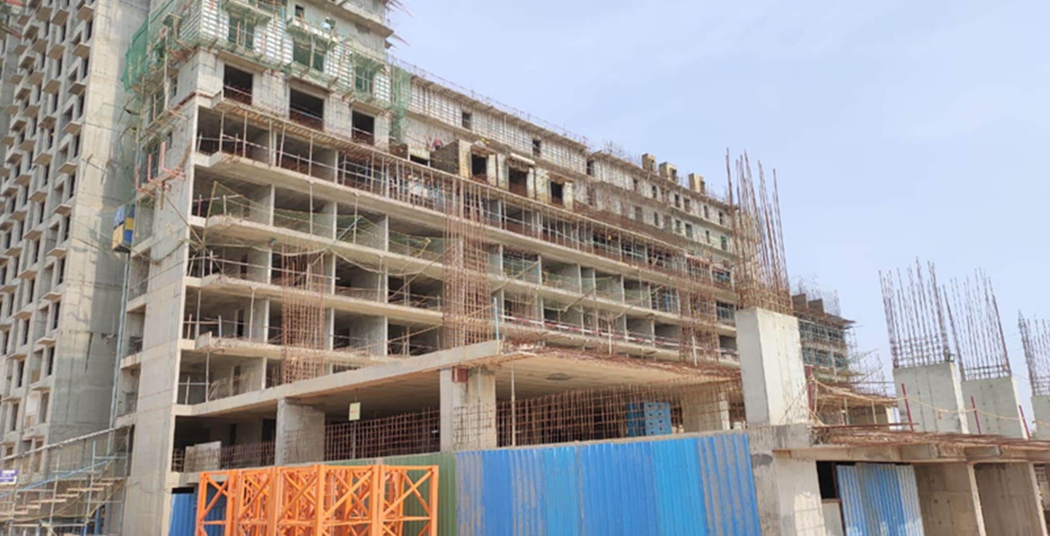 Apr 2021 - Gallium Block: MLCP 02 towards F—Work-in-progress