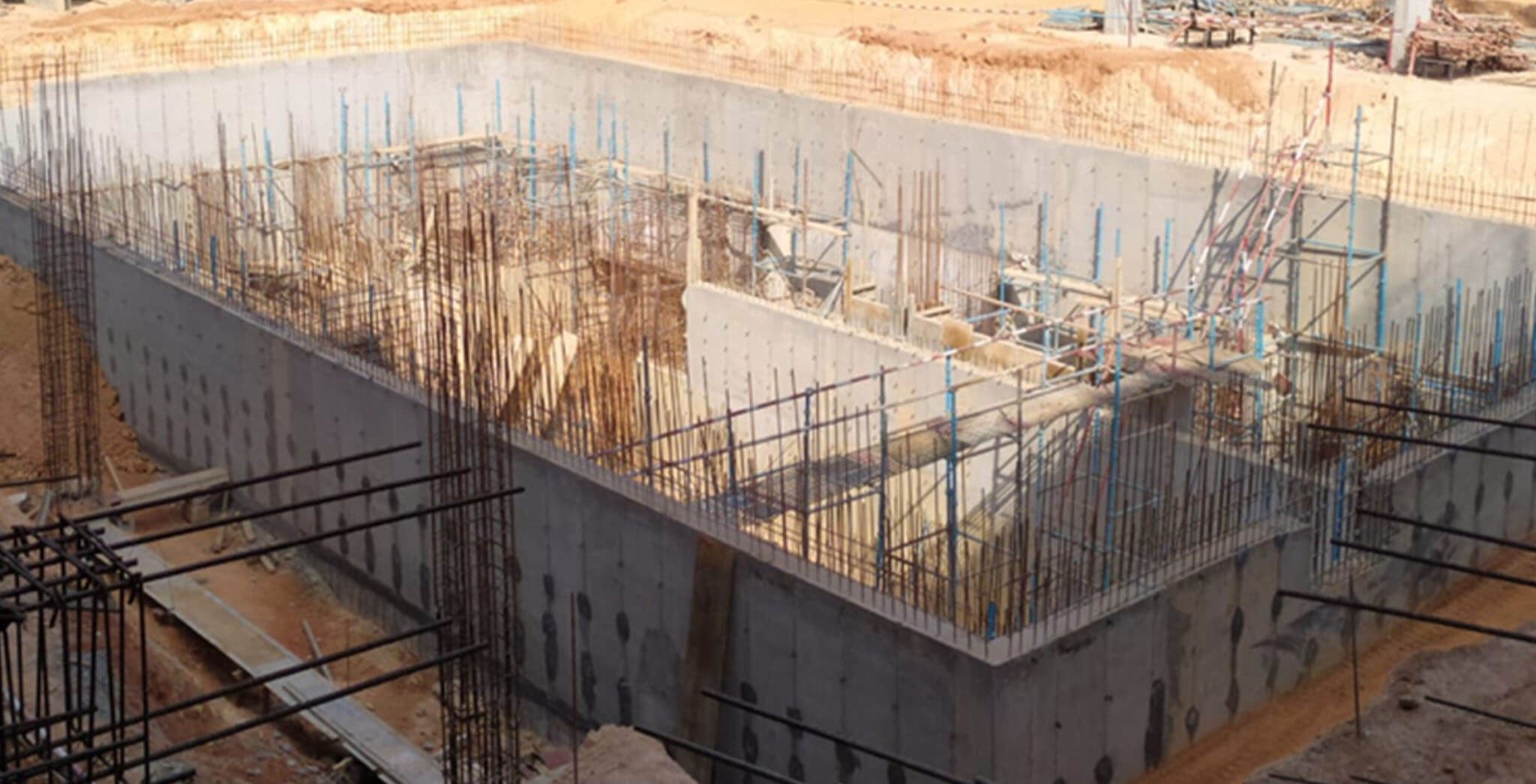 Apr 2021 - Helio Block: Sewage Treatment Plant