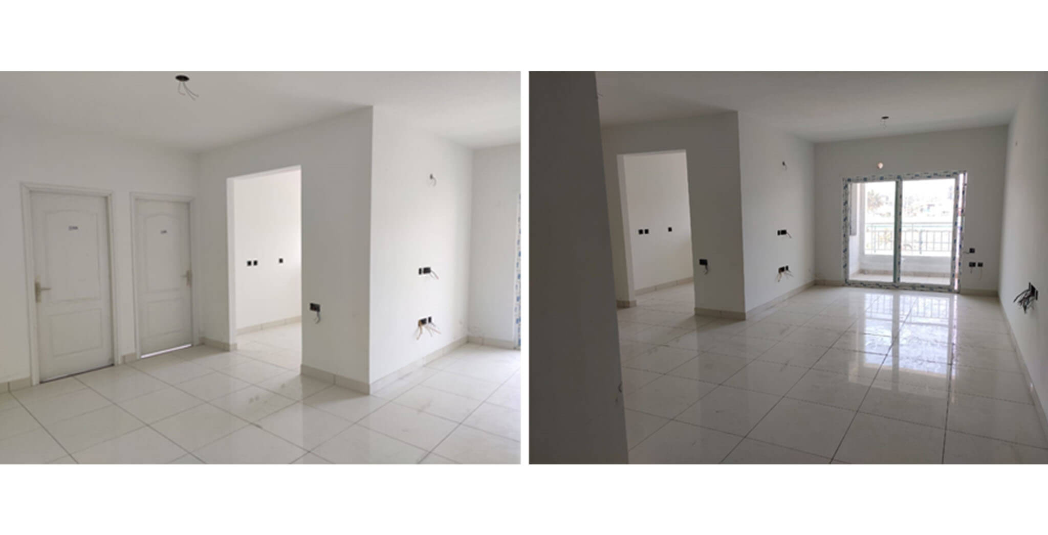 May 2021 - Ready for QA inspection (internal flats)
