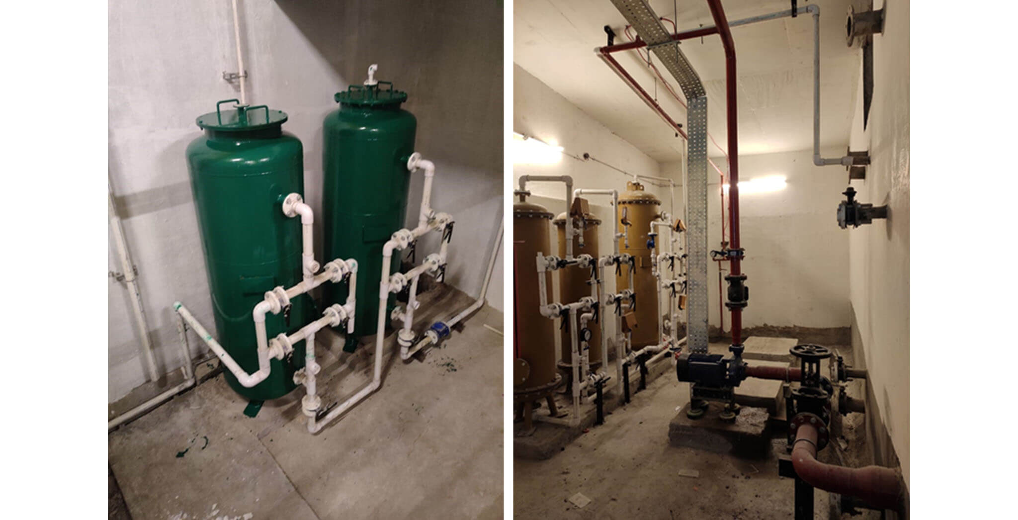 May 2021 - STP & WTP WORS installation in finished
