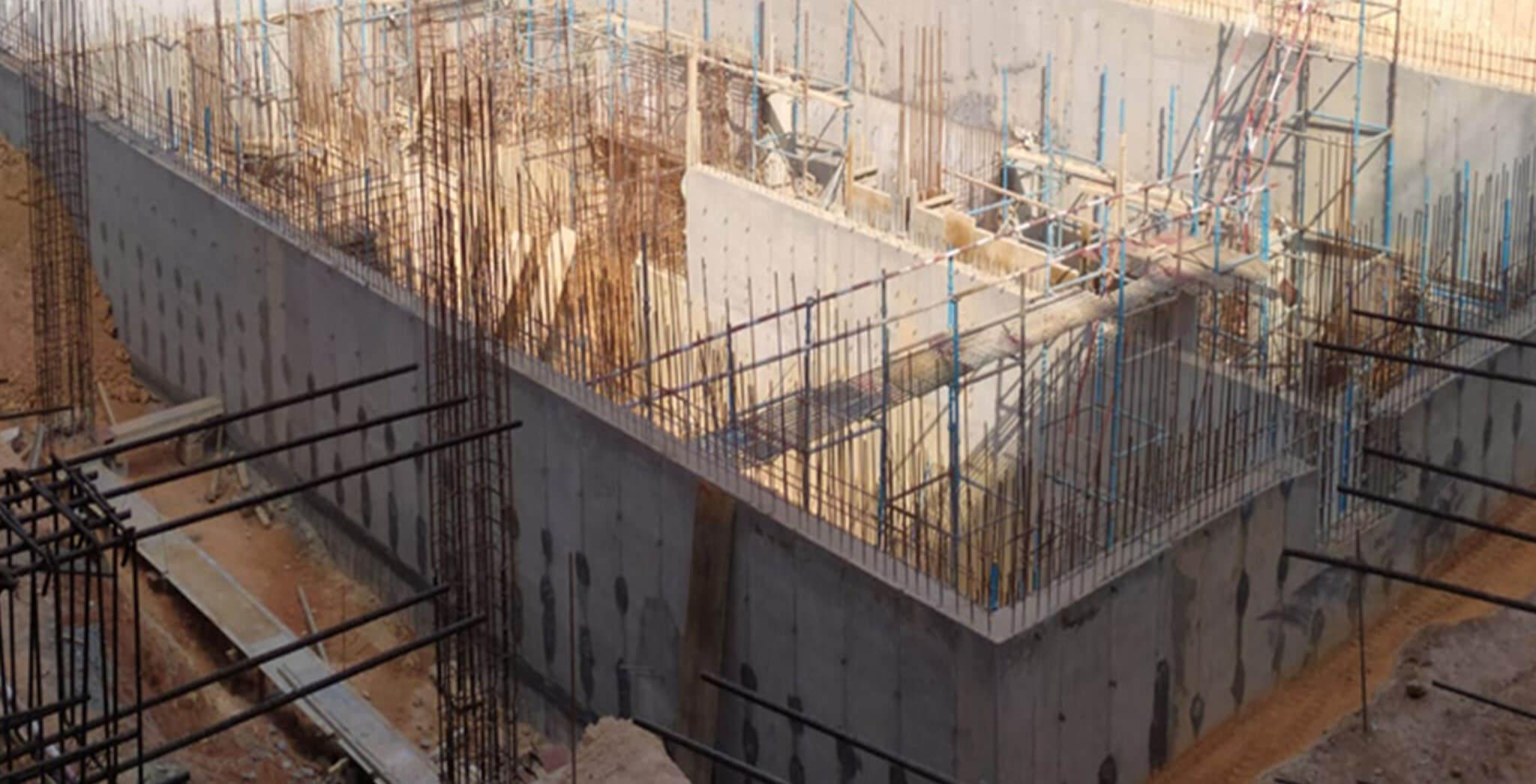 Jun 2021 - Helio Block: Sewage treatment plant