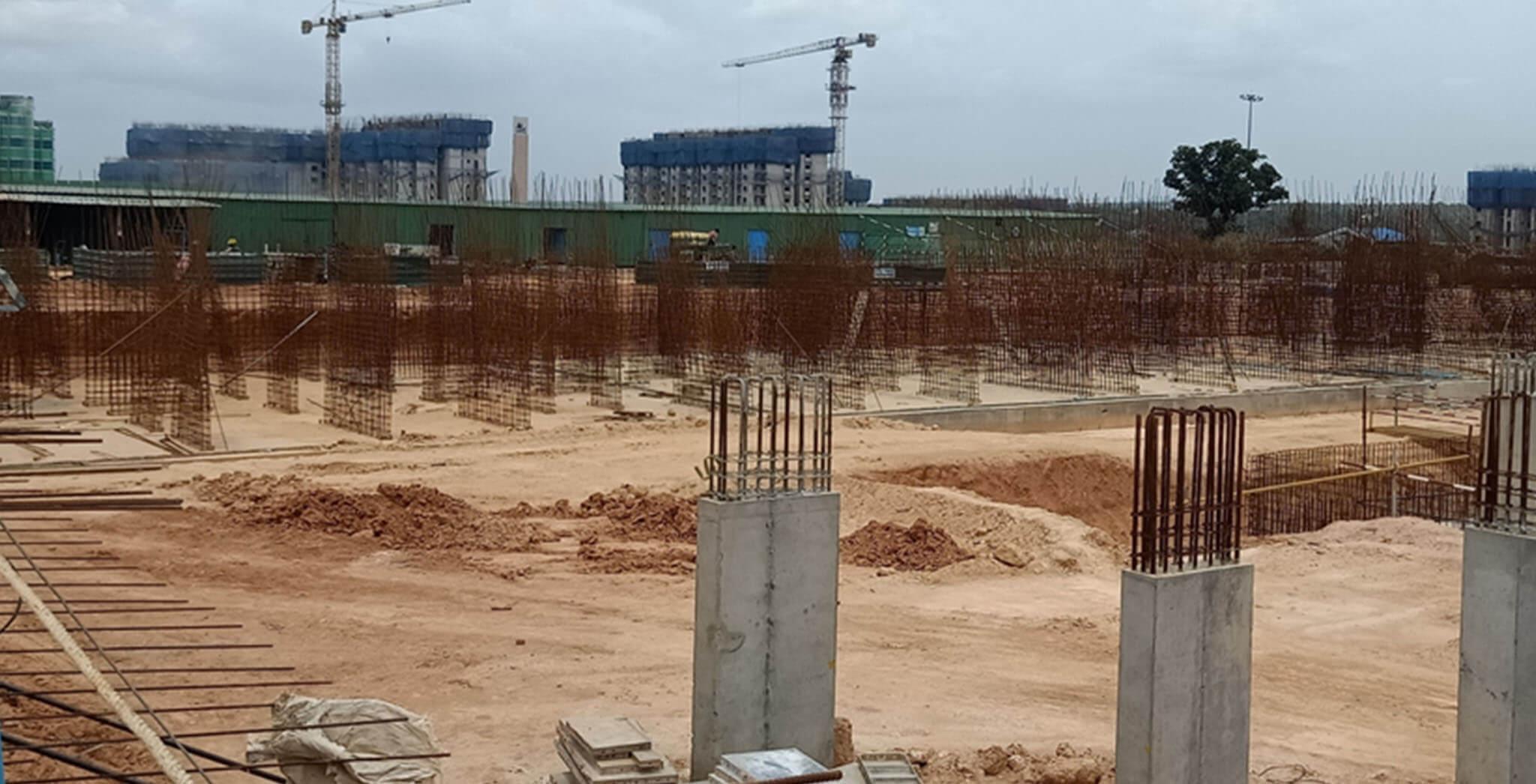 Jun 2021 - Feldspar Block: Sewage treatment plant