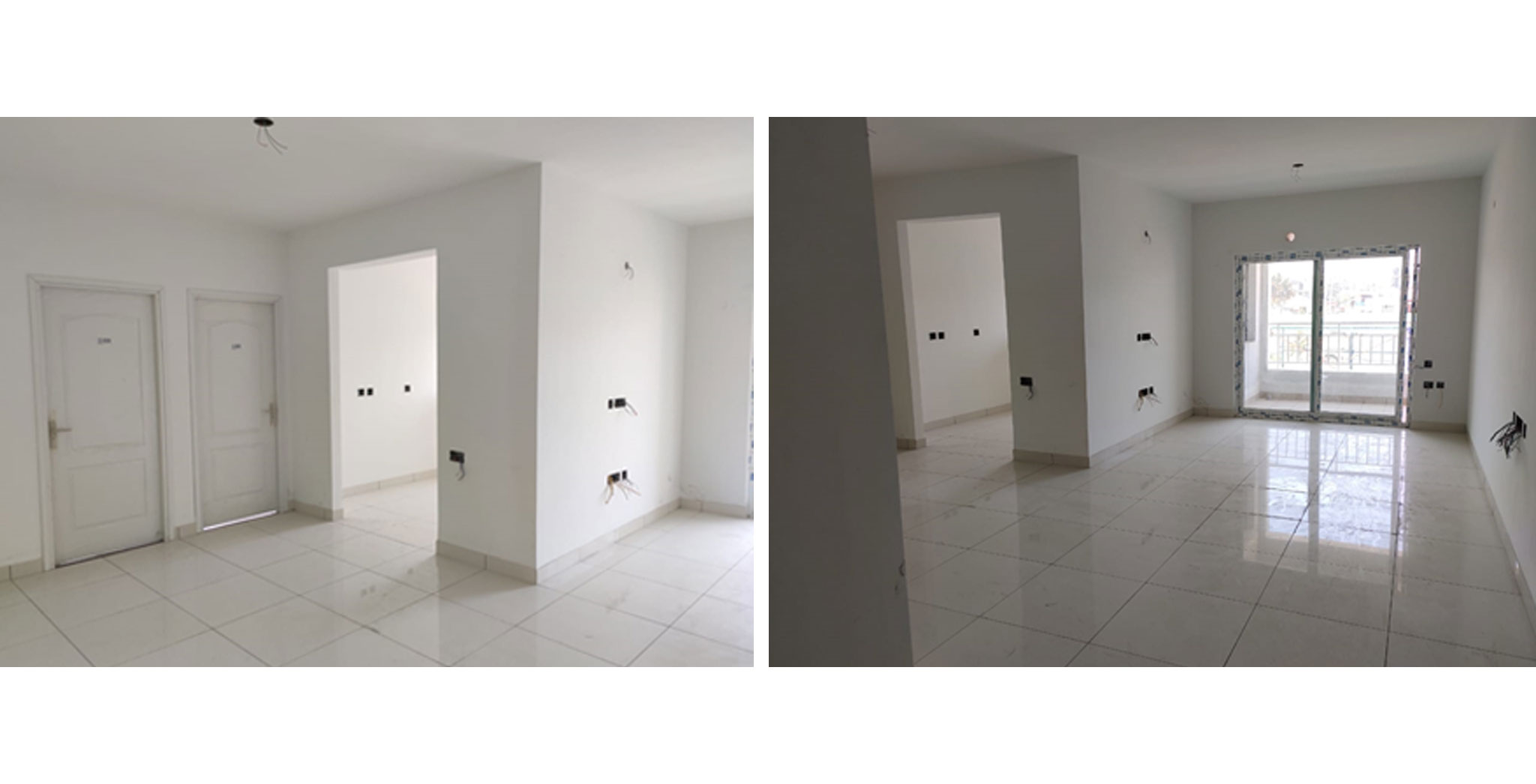 Jul 2021 - Ready for QA inspection (internal flats)