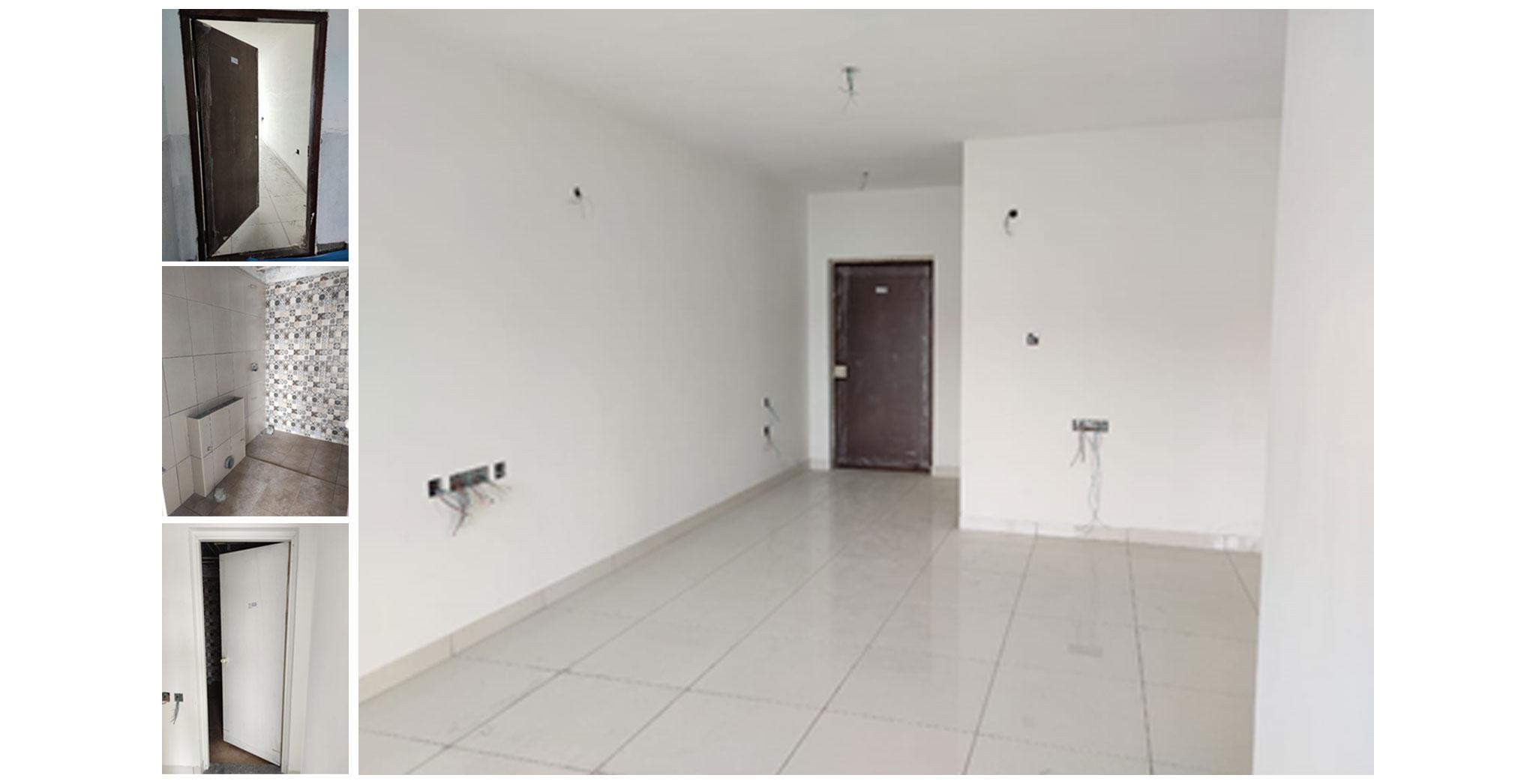 Jul 2021 - Internal flats
